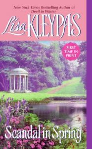 Scandal in Spring by Lisa Kleypas *Stephanie's Review*