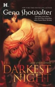 The Darkest Night by Gena Showalter *Alexa's Review*