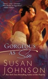 Gorgeous as Sin by Susan Johnson *Alexa's Review*