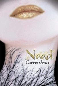 Need by Carrie Jones *Alexa's Review*