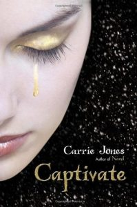 Captivate by Carrie Jones *Alexa's Review*