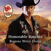 Stephanie Reviews Honorable Rancher by Barbara White Daille