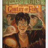 Stephanie Reviews Harry Potter and the Goblet of Fire by JK Rowling