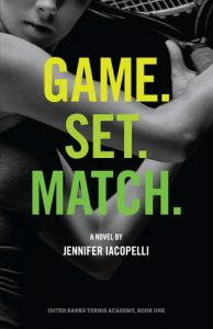 Game. Set. Match. by Jennifer Iacopelli *Bianca's Review*