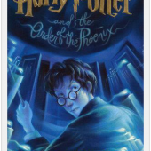 Stephanie Reviews Harry Potter and the Order of the Phoenix by JK Rowling