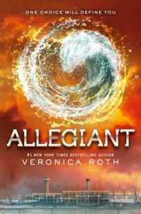 Allegiant by Veronica Roth *Alexa's Review*