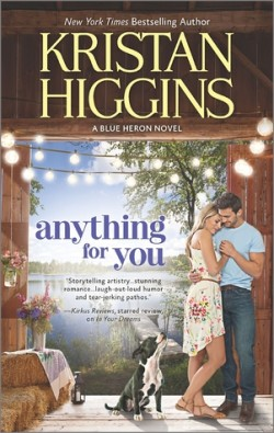 Anything for You by Kristan Higgins *Stephanie's Review*