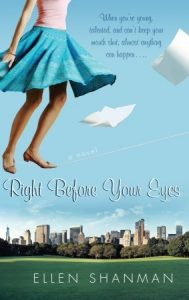 Right Before Your Eyes *Bianca's Review
