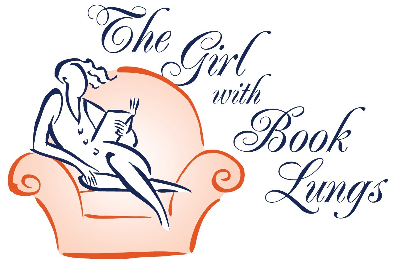 The Girl with Book Lungs