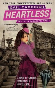 Heartless by Gail Carriger *Alexa's Review*