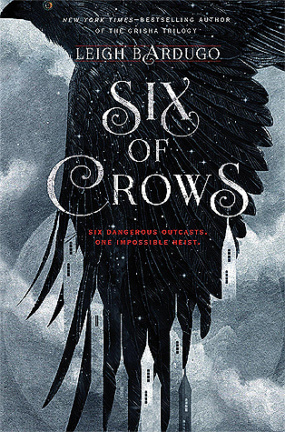 Six of Crows by Leigh Bardugo *Stephanie's Review*