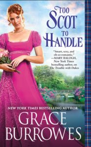 Too Scot to Handle by Grace Burrowes *Stephaine's Review*
