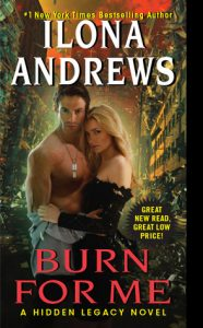 Burn for Me by Ilona Andrews *Alexa's Review*