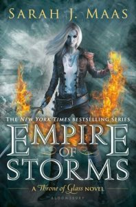 Empire of Storms by Sarah J Maas *Alexa's Review*