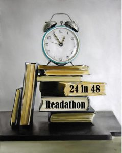 24in48 Read-a-Thon