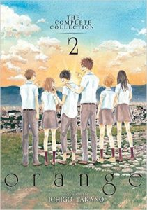 Orange The Complete Collection 2 by Ichigo Takano