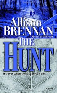 The Hunt by Allison Brennan