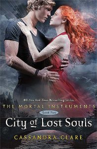 City of Lost Souls by Cassandra Clare *Alexa's Review*