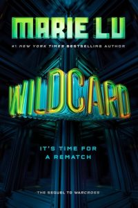 Wildcard by Marie Lu *Alexa's Review*