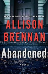 Abandoned by Allison Brennan *Stephanie's Review*