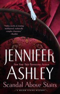 Scandal Above Stairs by Jennifer Ashley *Stephanie's Review*