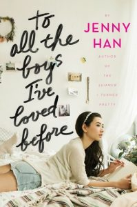 To All the Boys I've Loved Before by Jenny Han {Stephanie's Review}