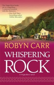 Whispering Rock by Robyn