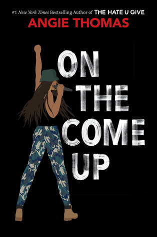 On the Come Up by Angie Thomas *Stephanie's Review*