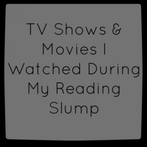 TV Shows Slump