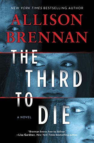 Third to Die by Allison Brennan