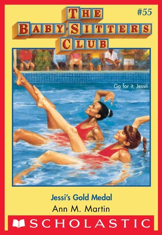 Jessi's Gold Medal by Ann M. Martin
