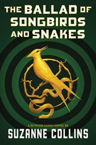 The Ballad of Songbirds and Snakes by Suzanne Collins {Stephanie's Review}