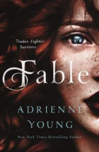 Fable by Adrienne Young {Stephanie's Review}
