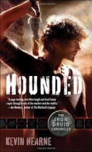 Hounded by Kevin Hearne {Stephanie's Review}