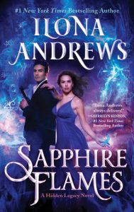 Sapphire Flames by Ilona Andrews *Alexa's Review*