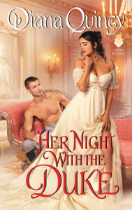 Her Night with the Duke by Diana Quincy *Alexa's Review*