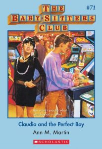 Claudia and the Perfect Boy by Ann M. Martin