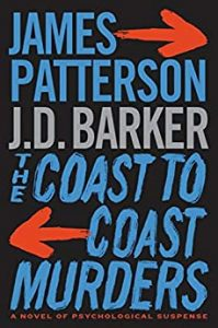 The Coast to Coast Murders by James Patterson and J.D. Baker