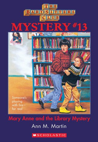 Mary Anne and the Library Mystery by Ann M. Martin